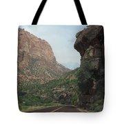 Zion National Park 4 Tote Bag