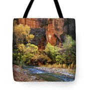Zion National Park 57 Tote Bag