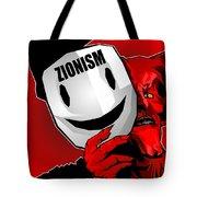 Zionism Devil Tote Bag