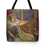 Zira In Captivity Tote Bag