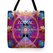 Zodiac 2 Tote Bag