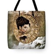 Zodiac Signs - Taurus Tote Bag