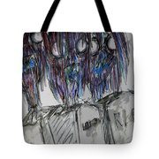 Zombie Trio Tote Bag