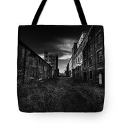 Zombieland The Fort William Starch Company Tote Bag