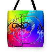 Zonar Reiki Symbol Tote Bag
