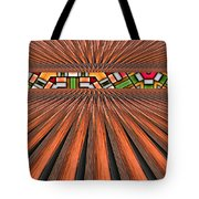 Zoned Tote Bag