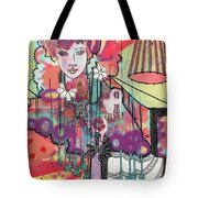 Zoni.girl Du Jour Tote Bag