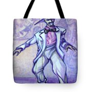 Zoot Suit Tote Bag by Kevin Middleton