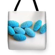 Zopiclone Sleeping Pills Tote Bag