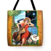 Zoraida Tote Bag