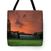 Zrinskis' Castle 2 Tote Bag by Davor Zerjav