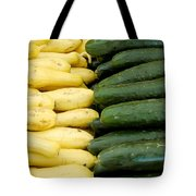 Zucchini On Display At Farmers Market 2 Tote Bag