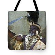 Zulu Pride Tote Bag