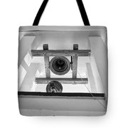 Zyzzx Belltower Tote Bag
