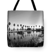 Zyzzx Lake Two Tote Bag