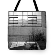 Zyzzx Springs Spa Tote Bag