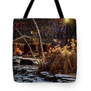 033 - Mears In Winter Tote Bag