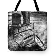 044 - Old Friends Tote Bag