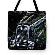 1930's Talbot Lago T23 Race Car Tote Bag