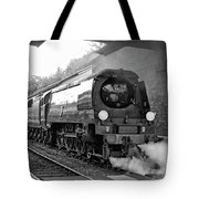 34092 City Of Wells Tote Bag by David Birchall