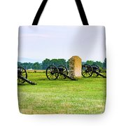 4th United States Artillery Tote Bag