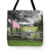A Lovely Couple Tote Bag