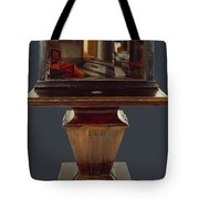A Peepshow With Views Of The Interior Of A Dutch House  Tote Bag