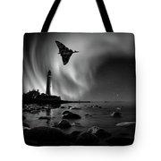 Auroral Splendour For The Vulcan Tote Bag