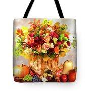 Autum Harvest Tote Bag