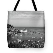 Avalon Harbor - Catalina Island, California Tote Bag