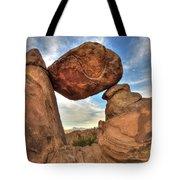 Balanced Rock Tote Bag