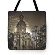 Beautiful Smolny Monastery Tote Bag