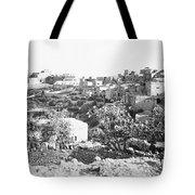 Bethlehem 19th Century Tote Bag