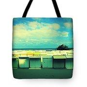Blankenberge Beach Tote Bag