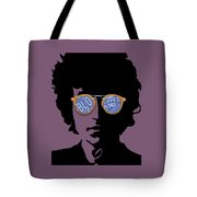 Blowin In The Wind Bob Dylan Tote Bag
