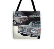 Bmw 2000 Tote Bag