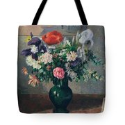 Bouquet Of Flowers, 1898 Tote Bag