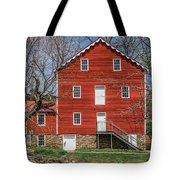 Catch My Grist Tote Bag
