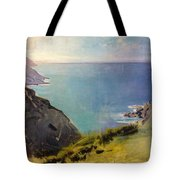 Cornish Headlands  Tote Bag