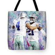 Dallas Cowboys. Tote Bag