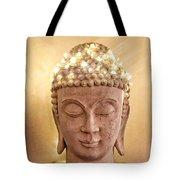 Dawn Buddha Tote Bag by LeeAnn Kendall