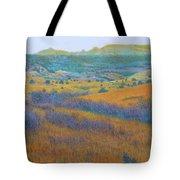Dream Of West Dakota Tote Bag