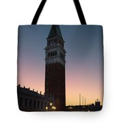 Edge Of The Night Tote Bag