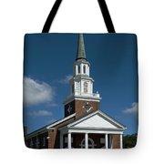 First Baptist Church Myrtle Beach S C Tote Bag