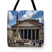 Fontana Del Pantheon Tote Bag