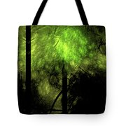 Forest Light Tote Bag
