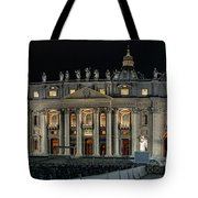 Formal Walk Tote Bag