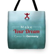 Free Study Abroad Consultant Tote Bag