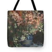 Gladioli In A Vase  Tote Bag
