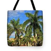Glorious Palms Tote Bag
